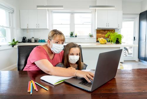 Online School Pandemic